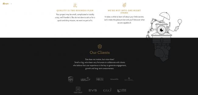 Примеры восприятия цветов пользователями сайтов
