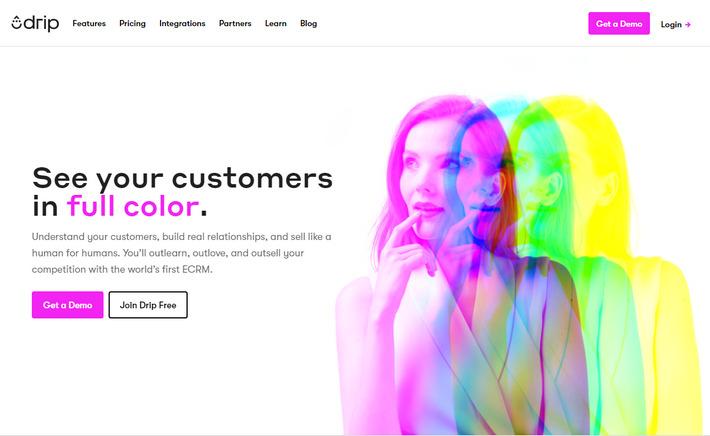 Тенденции веб-дизайна 2019 года: креатив с изображениями