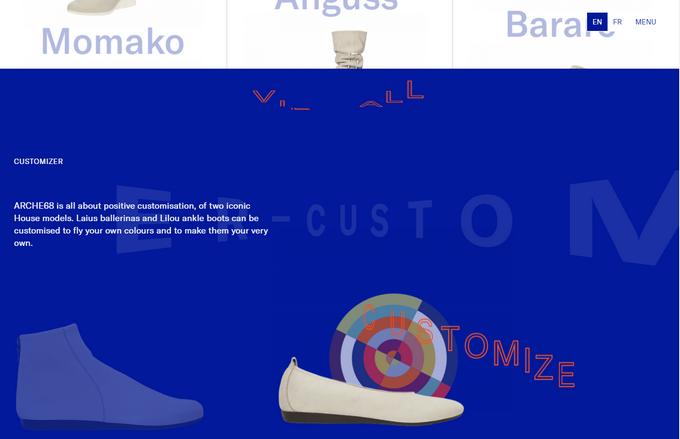 Веб-тенденции 2019 года: трендовый дизайн с эффектным и нестандартным применением типографики