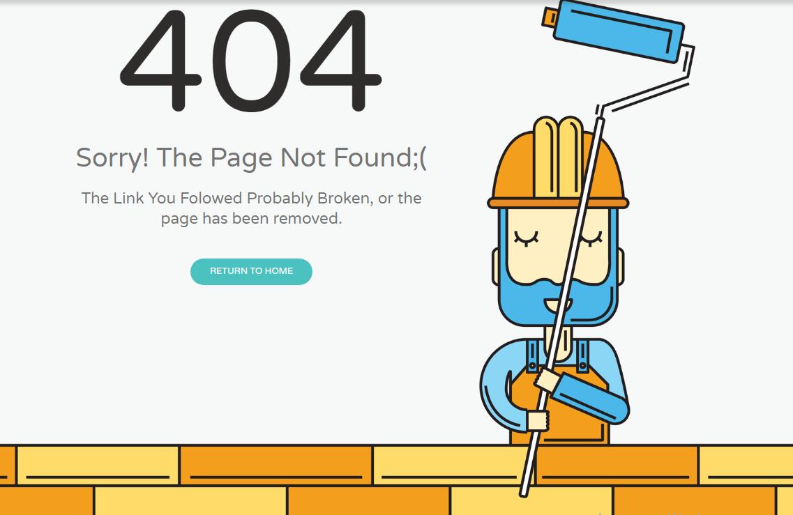 Смысл страницы 404 - созидательная деятельность разработчиков индийской компании