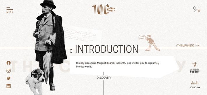 Web design trend 2020: modern retro