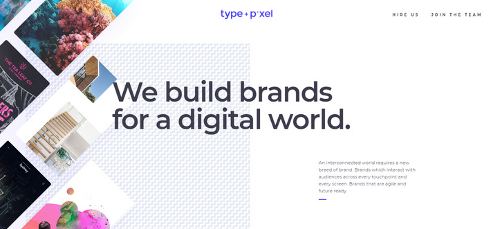 Web Design Trends 2020: Applying a Template to the Substrate