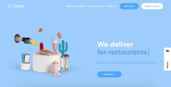 Web Design Trends 2020: 3D Images