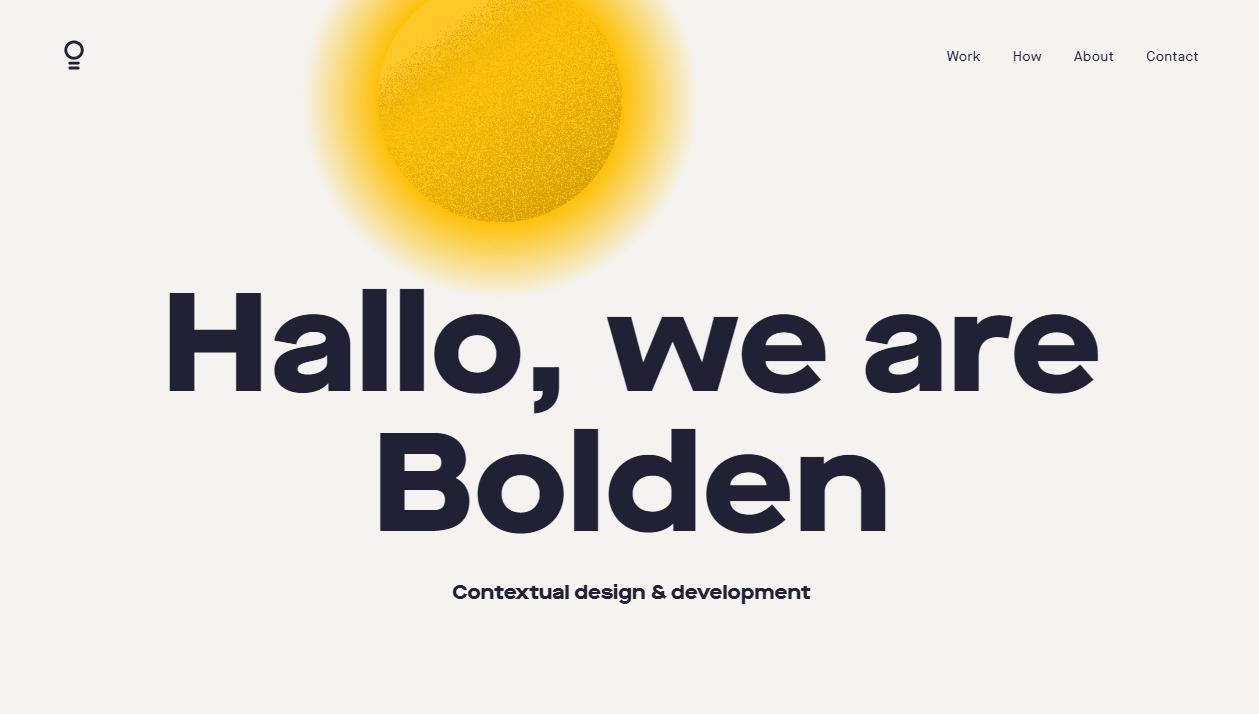 Тренды типографики