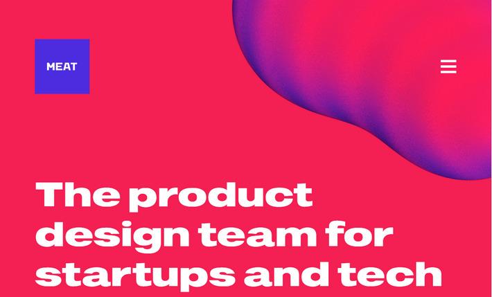 Тренды типографики 2020: шрифтовой брутализм в минималистичном дизайне сайта